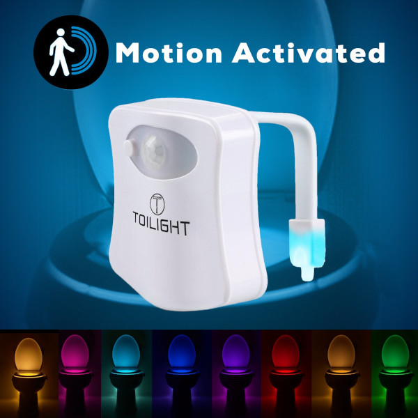 Toilight Colour-Changing Night Light